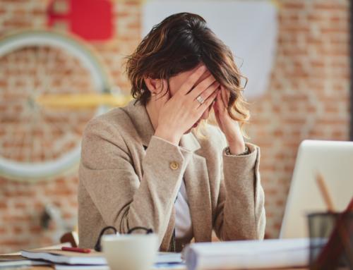 Luchando contra el pánico y la ansiedad